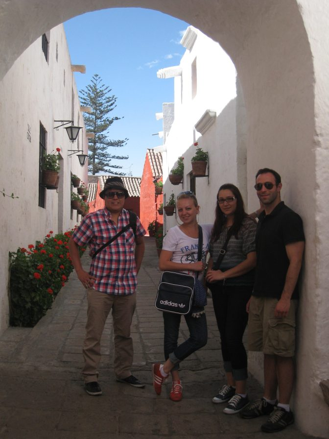 Arequipa: Monasterio de Santa Catalina & exploring the city